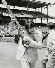 The Beatles Paul McCartney 1966 Concert Photo Picture Photograph