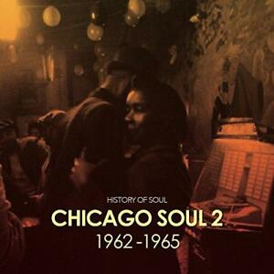 Chicago-Soul-Volume-Two-1962-1965-Various-NEW-2CD