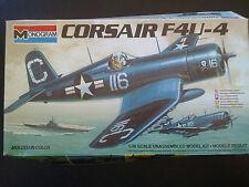 Monogram 6833 Corsair F4U-4 Karton defekt, lose Teile 1:48 Kombiversand möglich