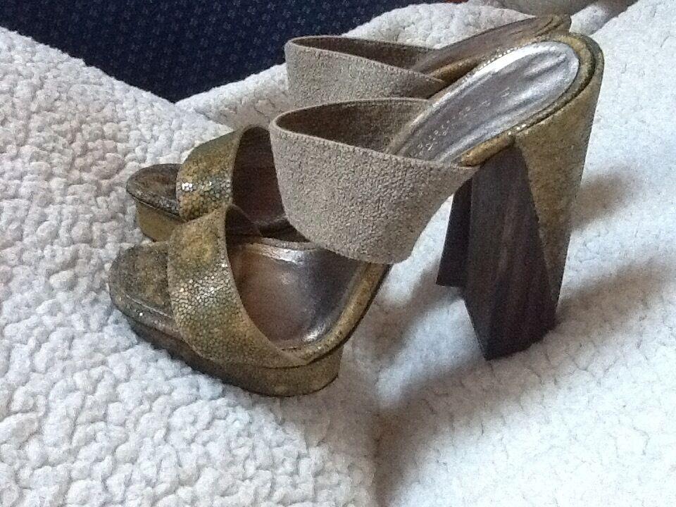Damens KARAN KARAN Damens RUNWAY STINGRAY PLATFORM Schuhe e705ab