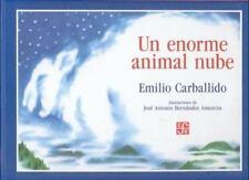 Un enorme animal nube (Especiales de a la Orilla del Viento) (Spanish-ExLibrary