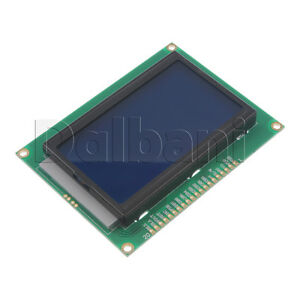 LCD12864-Backlight-LCD-Display-ST7920-Arduino-Compatible
