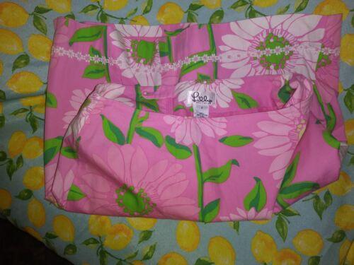 Soleil Sonnenblume Schön Lilly Pulitzer Rock Floraler Pink 2 Sz xnwSq7