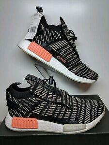Details about Adidas Originals NMD TS1 PK GTX Primeknit Black Sesame Charcoal BB9176 Men Sz 8