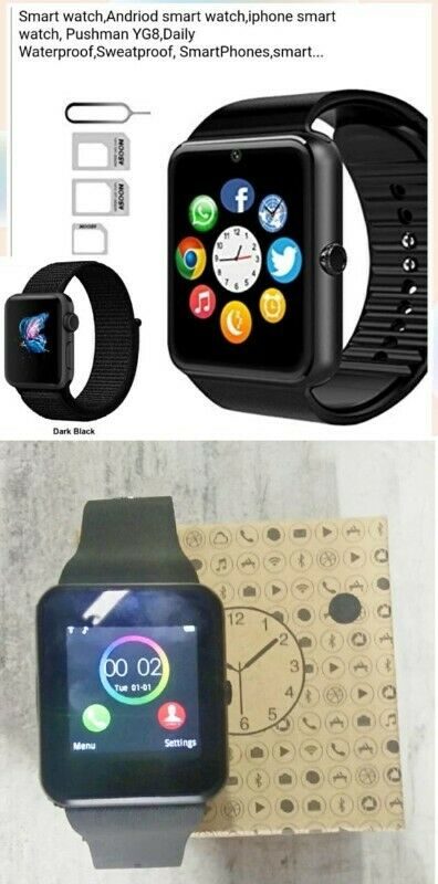 *SPECIAL OFFER* Android Smart Watch iPhone (North Riding, Randburg) R250