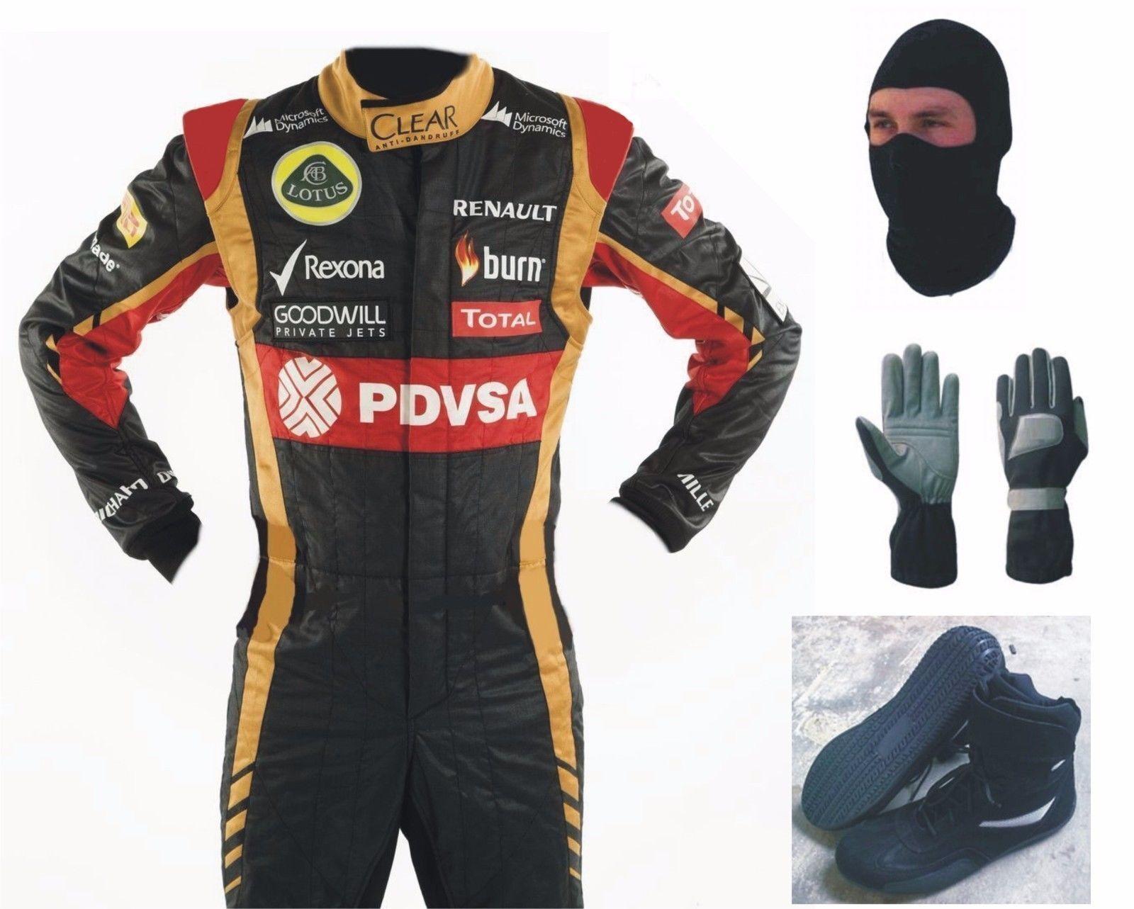 Lotus Go-Kart Race  Suit CIK FIA Level 2  big discount