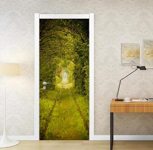 3D Grasland 7 Tür Wandmalerei Wandaufkleber Aufkleber AJ WALLPAPER DE Kyra    Viele Stile    Gewinnen Sie das Lob der Kunden    Deutschland Berlin