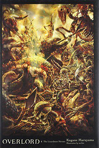 Overlord, Vol. 4 light novel The Lizardman Heroes