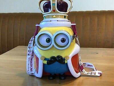 Universal Studio Japan limited popcorn bucket minions KING BOB Official Japan