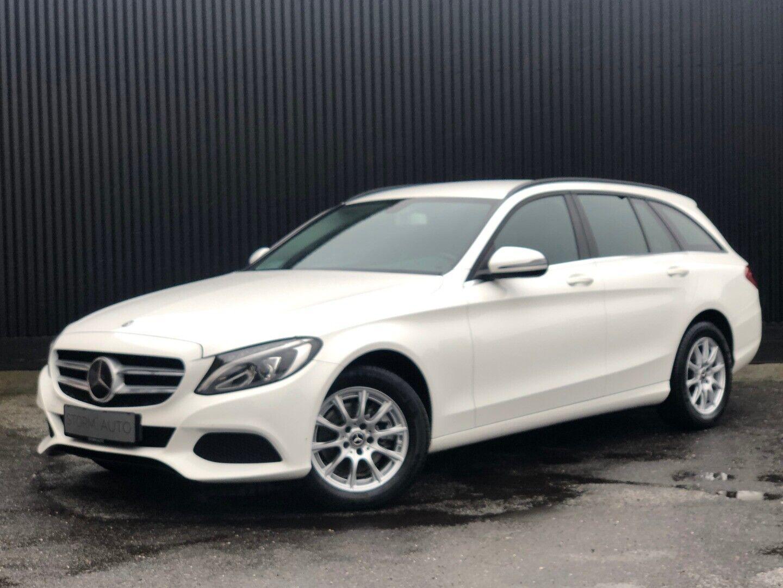 Mercedes C220 d 2,2 Business stc. aut. 5d