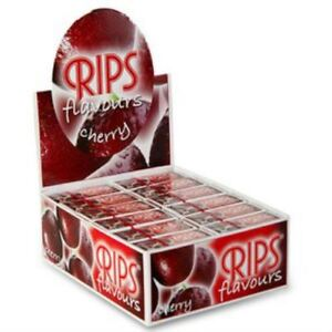 Rips-Rolling-Paper-Flavoured-Cherry-24-Packs