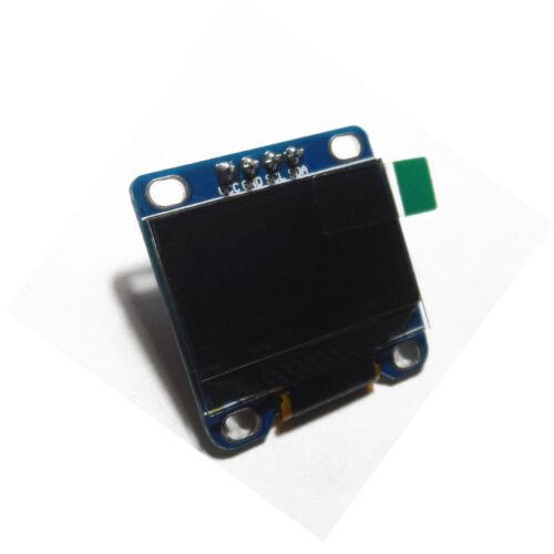 "0.96/""I2C IIC SPI Serial 128X64 White OLED LCD LED Display Module for Arduino  L*"