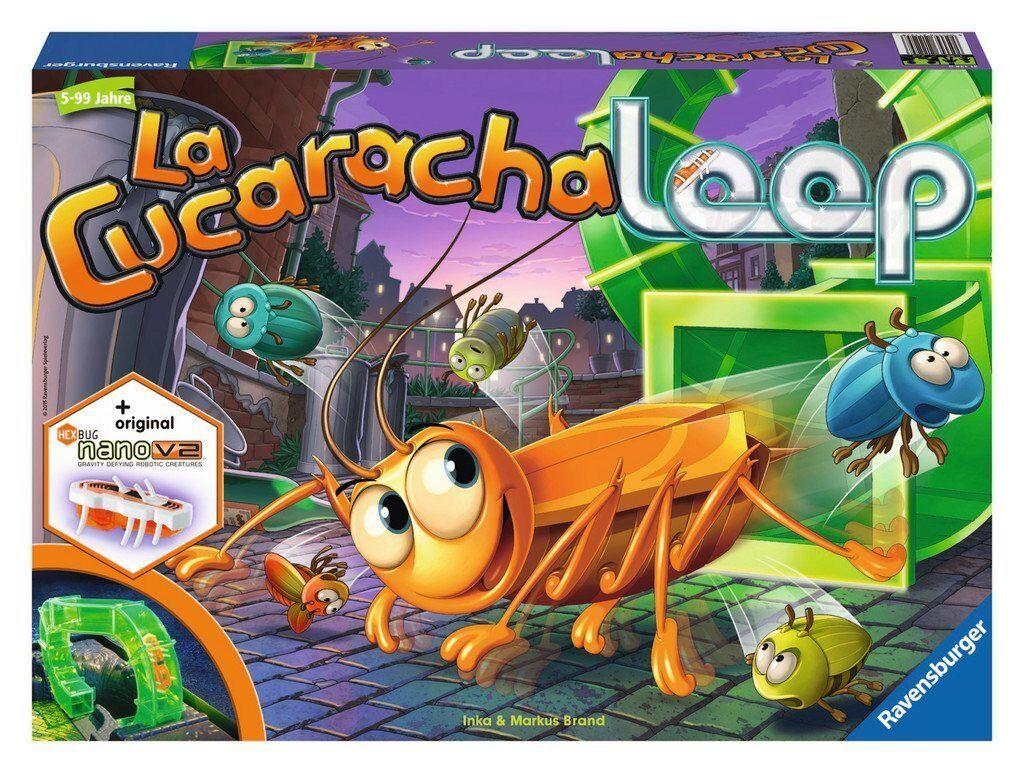 Ravensburger 21125 La Cucaracha Loop Gioco Da tavolo 4005556211258
