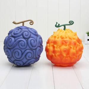 12cm-One-Piece-Devil-Fruit-Ace-Flame-Luffy-Gum-Gum-Action-Figure-PVC-Figures-Toy