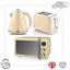 thumbnail 26 - Swan Retro 1.5L Jug Kettle 3KW, 2 Slice Toaster 815W & 20L Digital Microwave Set