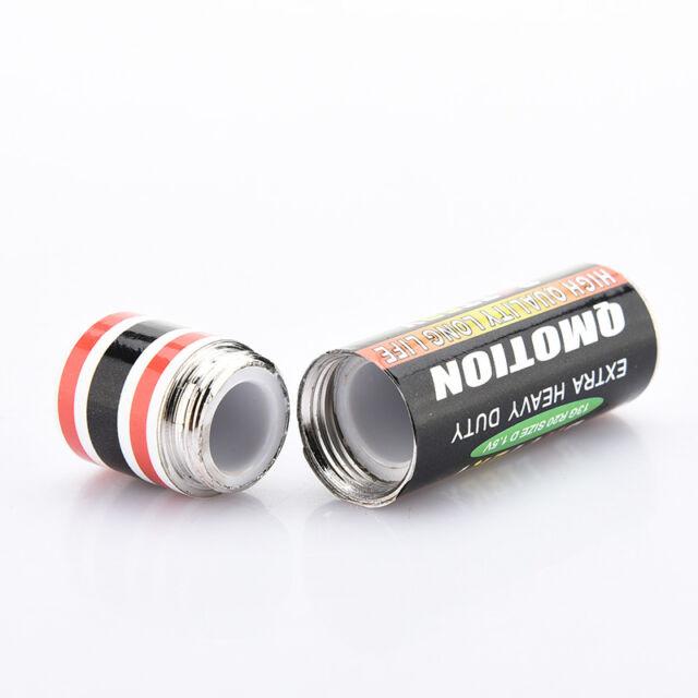 Astounding Secret Stash Diversion Safe AA Battery Pill Box Hidden Container a