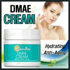 DMAE-Hydrating-CREAM-Collagen-Facial-Soft-Firm-Skin-Face-Anti-Aging-Wrinkle-2-oz