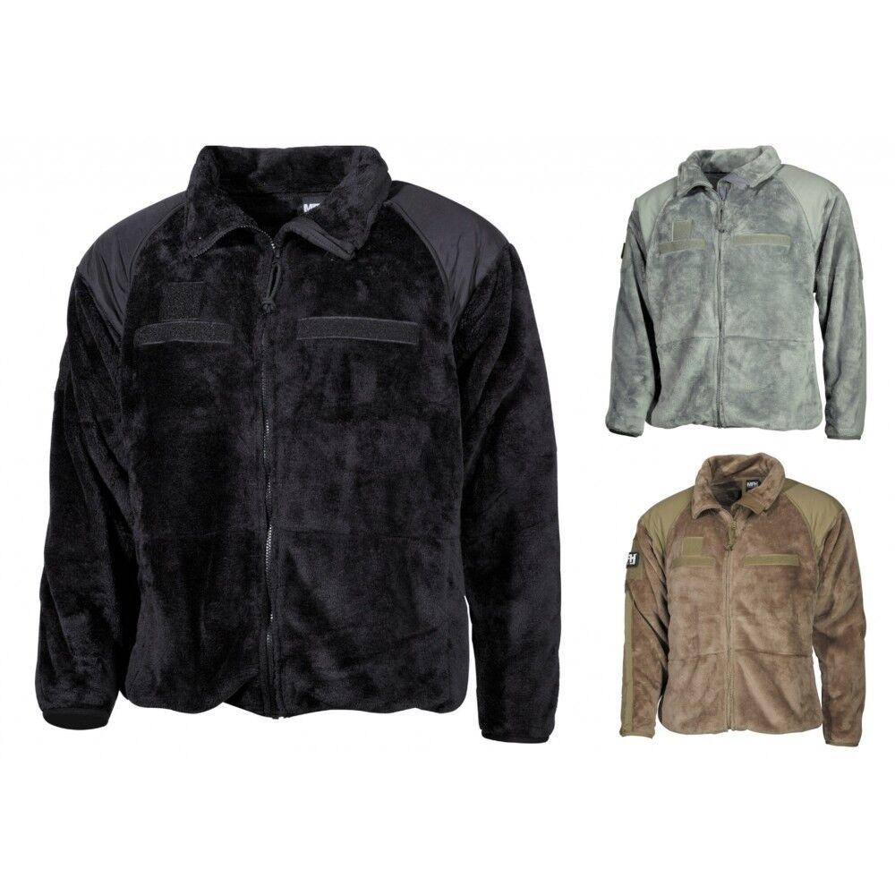 Us Fleece chaqueta Gen III level  3 Cold Weather Al aire libre invierno chaqueta projoección térmica  contador genuino