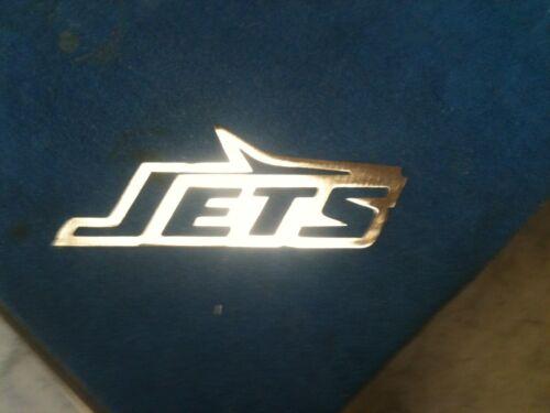 Plasma Cut Jets metal mancave// Wall Decor