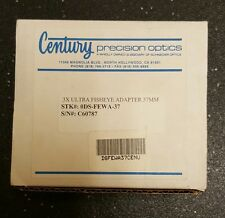 Century Precision Optics DS-FEWA-37 3x Ultra Fisheye Adapter 37MM
