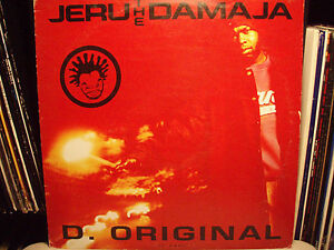 JERU-THE-DAMAJA-D-ORIGINAL-12-034-1994-RARE-DJ-PREMIER