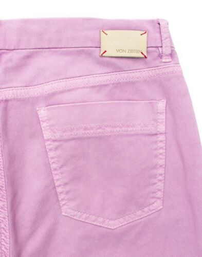 Zieten con Skinny Purple End Faded Donna Fit Nuovo Von tag Jeans I7qHFp
