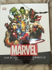 Marvel Year By Year A Visual Chronicle Updated And Expanded
