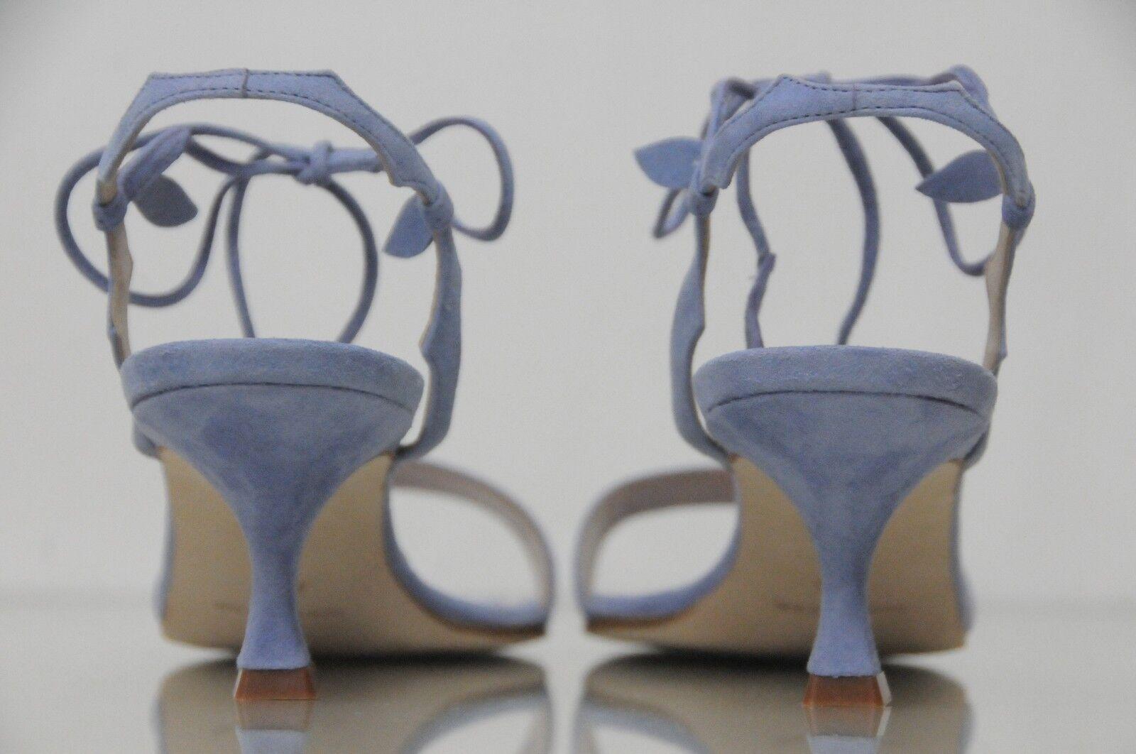 de nouveaux talons sandales manolo blahnik zouliplain 50 chaussures violet de daim violet chaussures 40,5 cda159