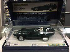 Scalextric GP Legends Vanwall 1956 British Grand Prix Slot Car 1/32 C3404A