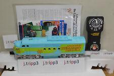 Lionel 85241 Scooby Doo Mystery Machine LionChief FT Diesel Engine Train O Gauge