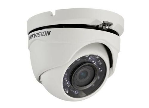 Hikvision 2MP dome DS-2CE56D0T-IRMF HD Camera TurboHD 2.8mm Full HD 1080P 20M IR