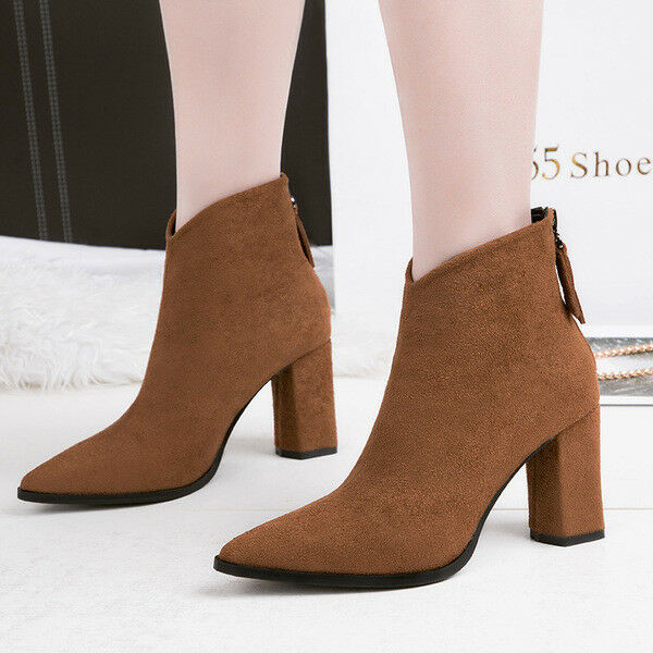 bottes stivaletti bassi chaussures caviglia beige 10 cm pelle sintetica 9674