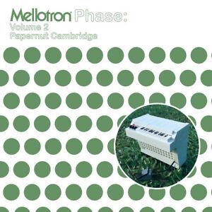 PAPERNUT-CAMBRIDGE-Mellotron-Phase-Volume-2-vinyl-10-034-MP3-NEW-lounge-library