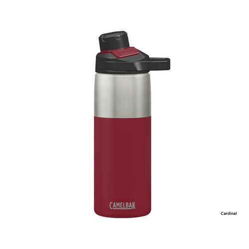 600ml 2019 Cardinal CamelBak Chute Mag Vacuum Insulated Stainless Bottle