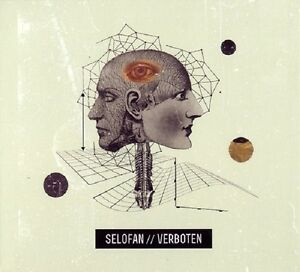 SELOFAN-Verboten-LP-Black-Vinyl-Limited-500-Numbered-MP3-Download