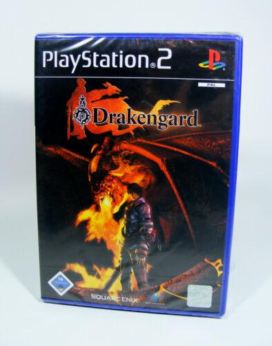 1 von 1 - DRAKENGARD 1 für PlayStation 2 NEU in Folie Sony PS2