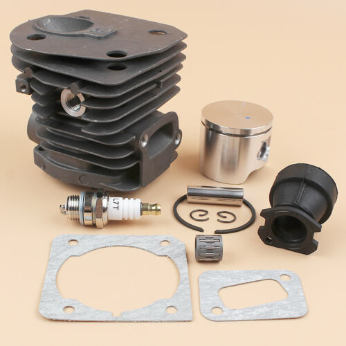 44mm Nikasil Cylinder Piston Kit Fit Jonsered CS 2150 2149 Husqvarna 350 346XP