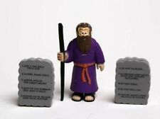 Moses & the 10 Commandments Action Figure Beginner's Bible Figurine