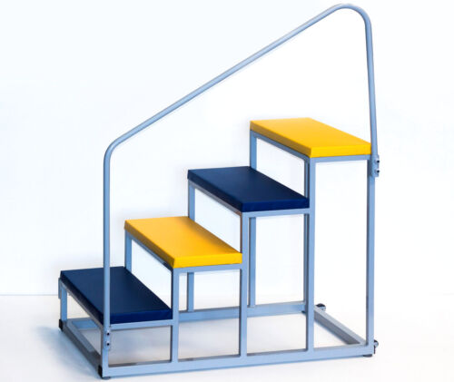 Trampoline Steps Steel