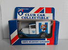 AFL 1995 LIMITED EDITION KANGAROOS MATCHBOX 38 MODEL A FORD COLLECTOR CAR