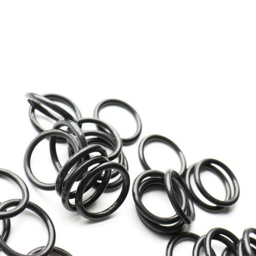 8,5mm Schnurstärke=1,2mm NBR70 Dichtring Oringe O-ring O-Ringe Ø Innen 4,2mm