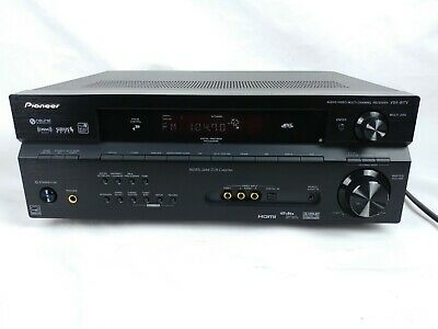 Music Adroit Pioneer Vsx-917v Multi-channel Stereo Receiver Hdmi Sirius Xm Ready