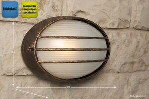 Moderne Lampen 54 : Applique extérieure marron lampe murale de jardin ip luminaire