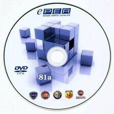 CATALOGO RICAMBI FIAT ALFA LANCIA ABARTH 2014 FIAT EPER V 84 DVD-DL