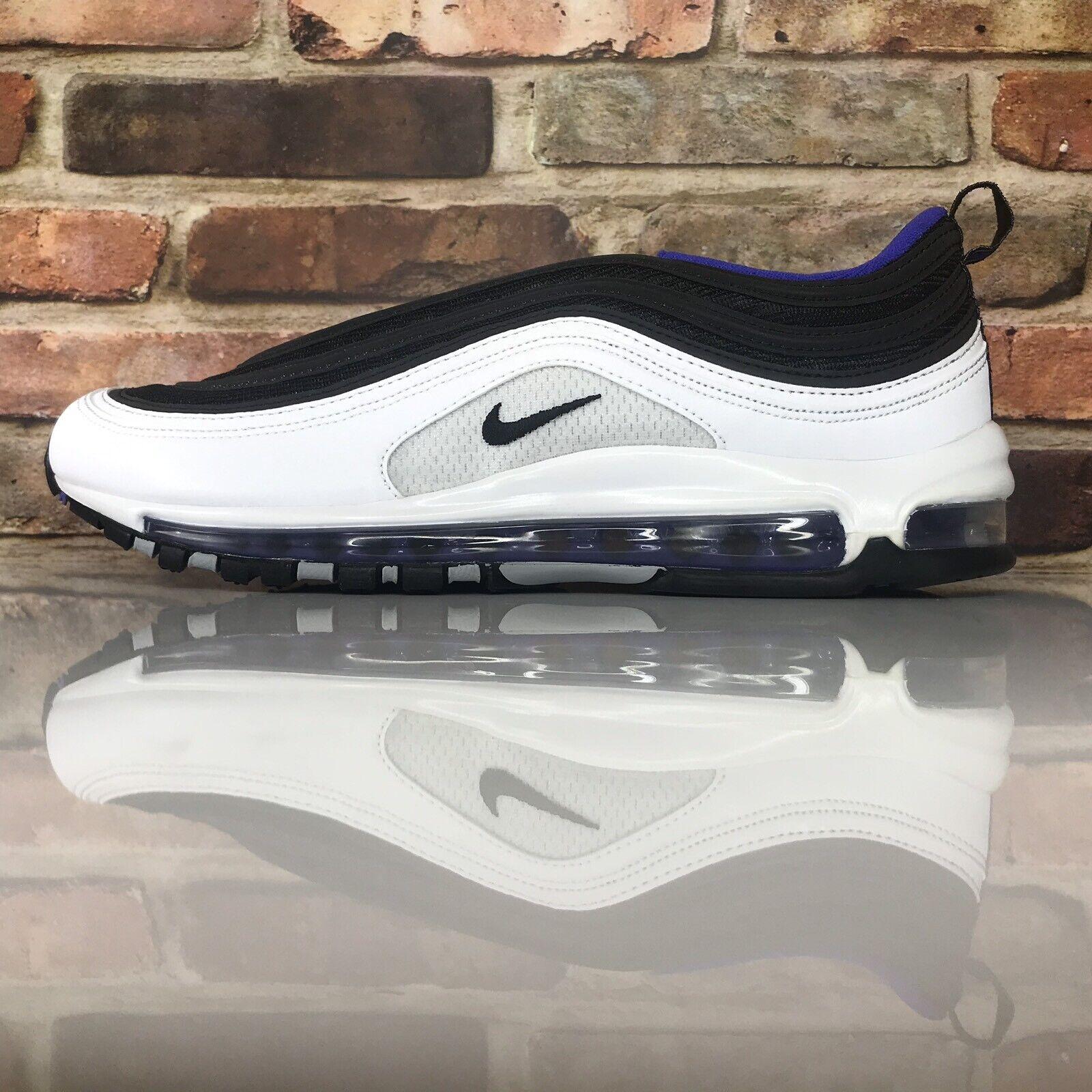 Nike Lila Herren Max 97 Lilat 8 Weiß 5 Persisch Air Sz Schwarz TrTtqpxPw