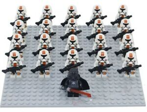 20x-Rogue-Clone-Troopers-Mini-Figures-LEGO-STAR-WARS-Compatible