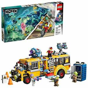 LEGO-70423-Hidden-Side-Paranormal-Intercept-school-Bus-Brand-New-amp-sealed
