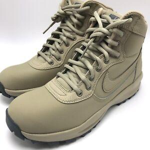 2e2badaa66c Details about Nike Manoadome Men's shoes Khaki / Khaki - Dark Grey  844358-200