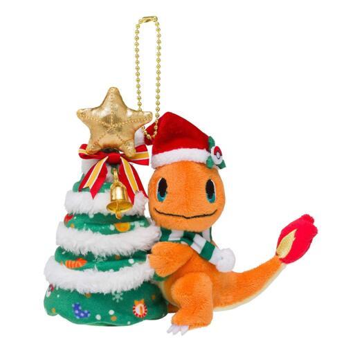 Details about  /Pokemon Center Original Mascot Christmas 2018 Charmander Japan