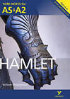 Hamlet: York Notes for AS & A2 by Jeff Wood (Paperback, 2013)